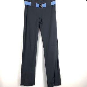 Lululemon Belt It Out Grey Flare Yoga Pants